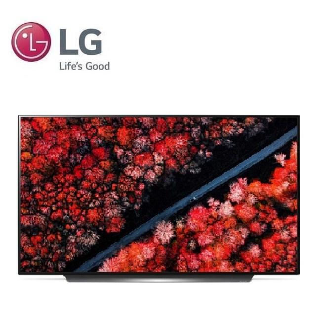 (含桌上安裝+壁掛)LG 65型 OLED 4K物聯網電視 65C9PWA