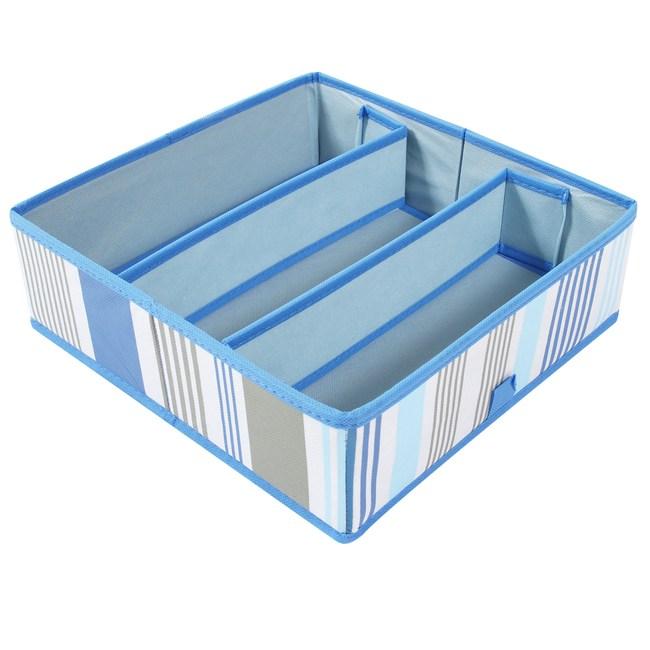 哥登三格抽屜盒 28.5x28.5x9.3cm