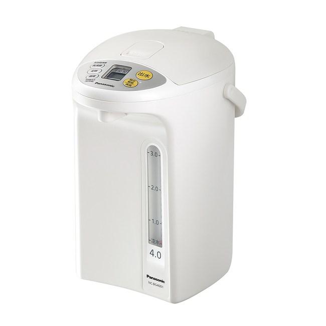 Panasonic 4公升微電腦熱水瓶NC-BG4001