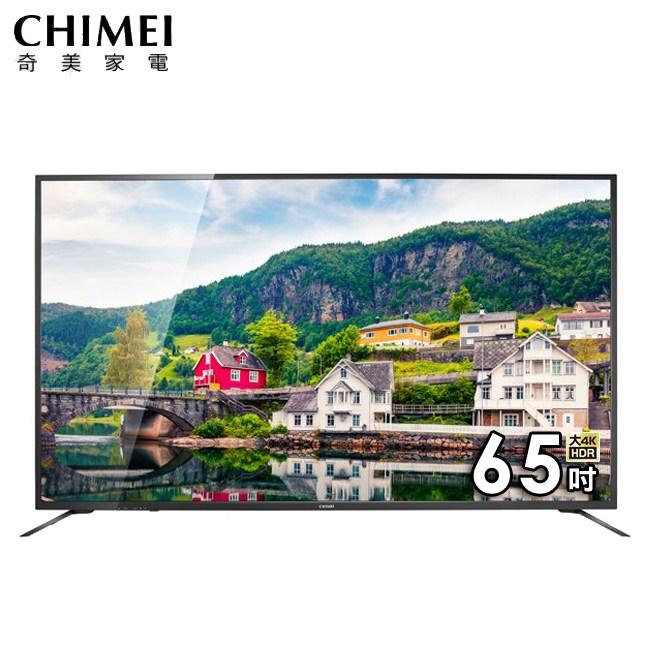 CHIMEI奇美65吋4K HDR連網液晶顯示器 TL-65M200