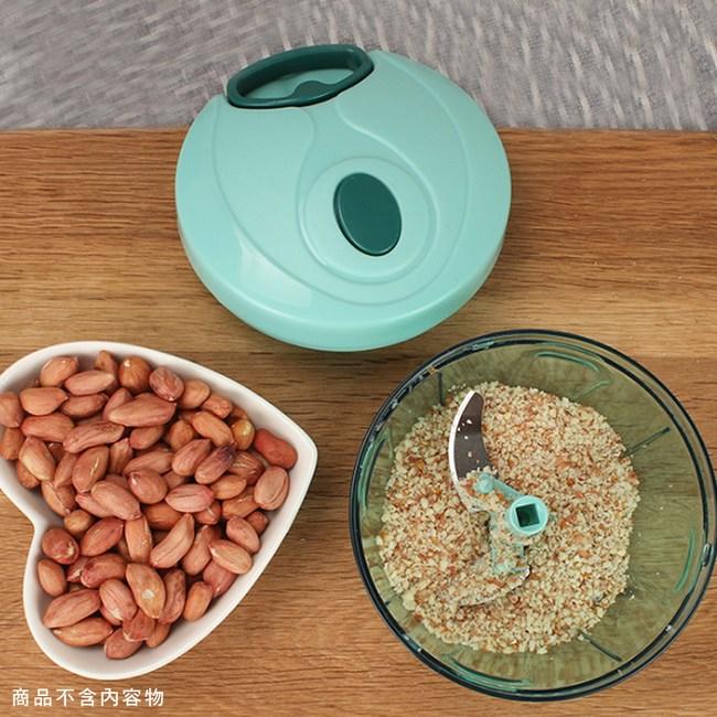 【PUSH!廚房用品】手拉式餡料處理機D99