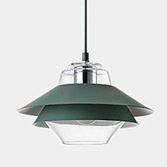HONEY COMB 暢銷北歐風馬卡龍層次感單吊燈 五色款 綠色 TA8922