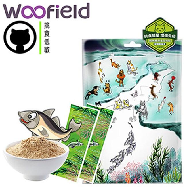Woofield 挑食低敏配方 鱈魚膠原蛋白肽粉(貓用)