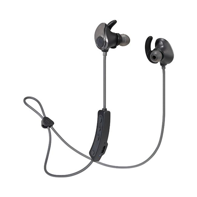 鐵三角 ATH-SPORT90BT 藍牙無線耳機麥克黑色