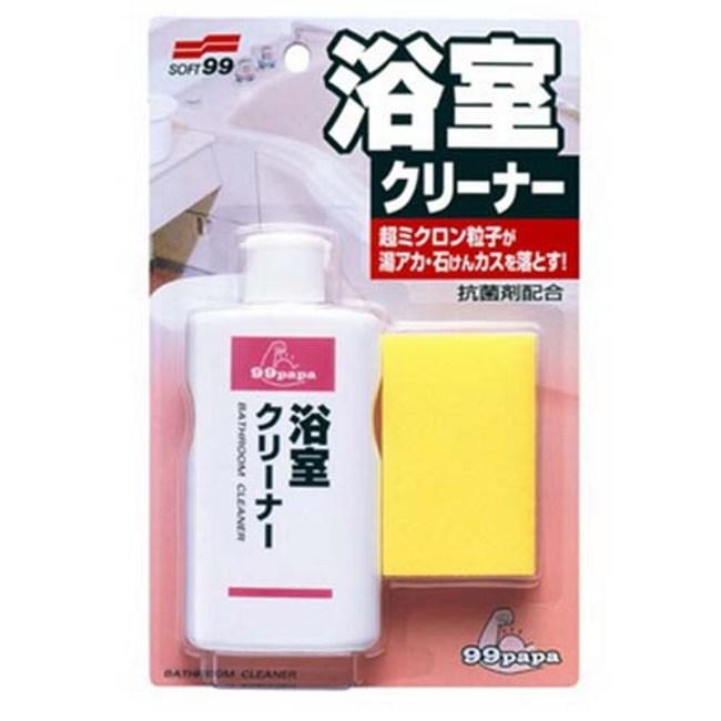 SOFT 99 浴室用強效清潔劑