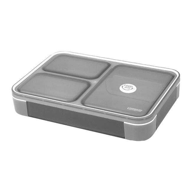 【預購】CB JAPAN 時尚巴黎系列纖細餐盒600ml│三色時尚灰