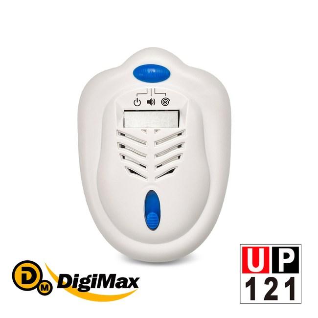DigiMax 雙效型可攜式驅蚊器