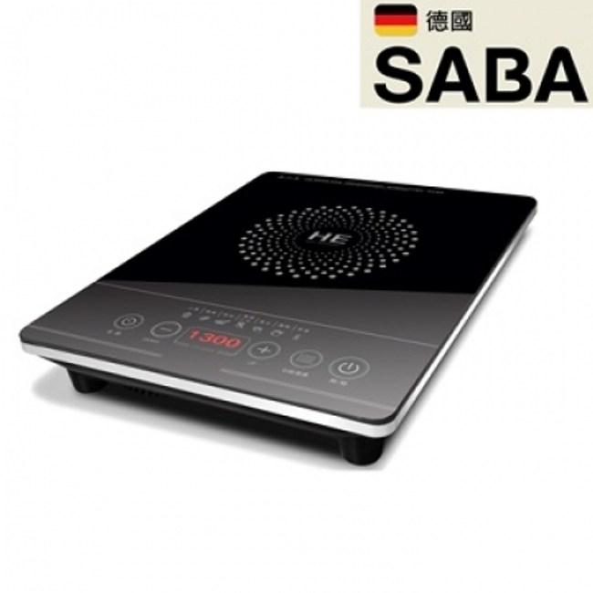 SABA  電子觸控不挑鍋電陶爐 SA-HS01F