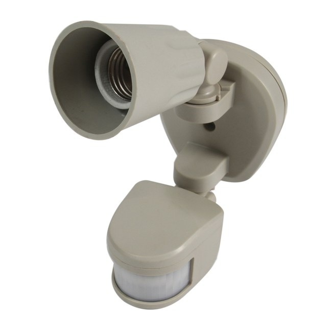 單頭感應照明燈 JSC-100AC