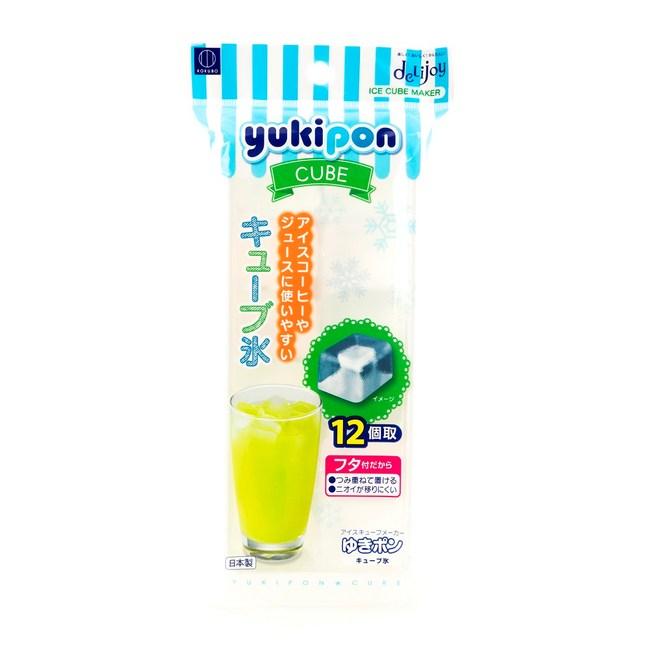 日本進口 方型製冰盒 12格 KK216