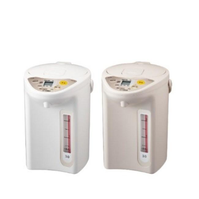 【TIGER虎牌】3.0L微電腦電熱水瓶 PDR-S30R-CX