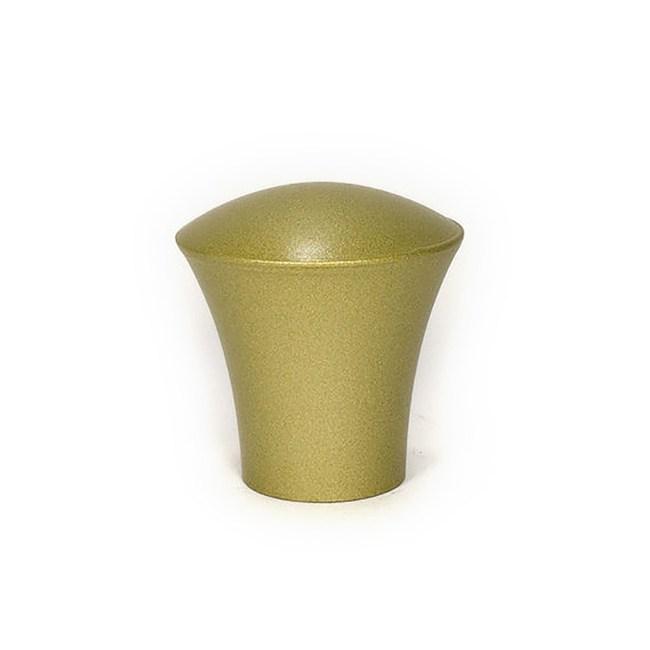 特力屋金屬窗簾桿錐型飾頭2入金色
