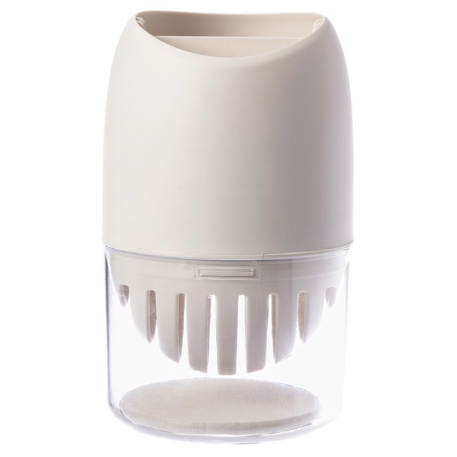 廚房餐具瀝水置物筒 附硅藻墊 型號1A844