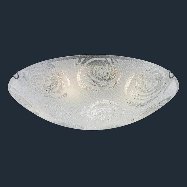 HONEY COMB 玫瑰鑽石玻璃吸頂三燈BL-92182