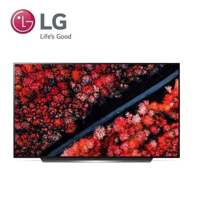 (含基本安裝)LG 55型OLED 4K物聯網電視 55C9PWA
