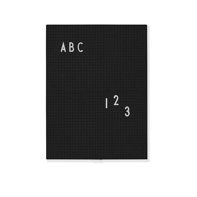 DL 留言板A4 黑