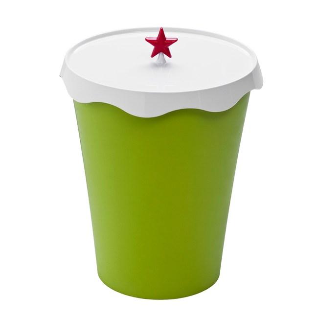 QUALY|星星樂色筒(綠)