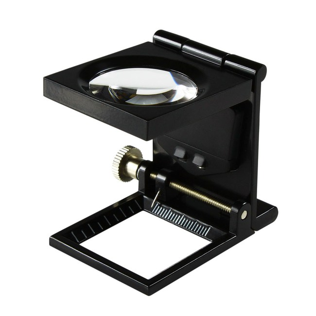 Hamlet 6x/30mm LED金屬製看布鏡附指針 N261B6x/30mm