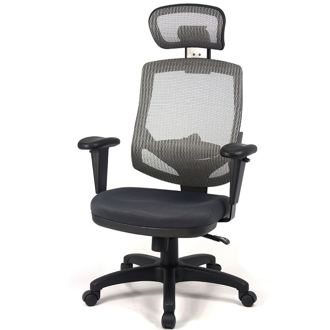 【aaronation】愛倫國度 多功能電腦椅 - (i-135HSG