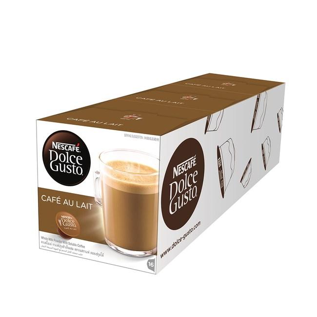 雀巢咖啡DLCGST咖啡歐蕾膠囊48顆入