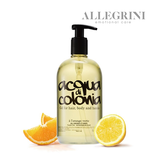 【ALLEGRINI艾格尼】ACQUA DI COLONIA髮膚清潔露