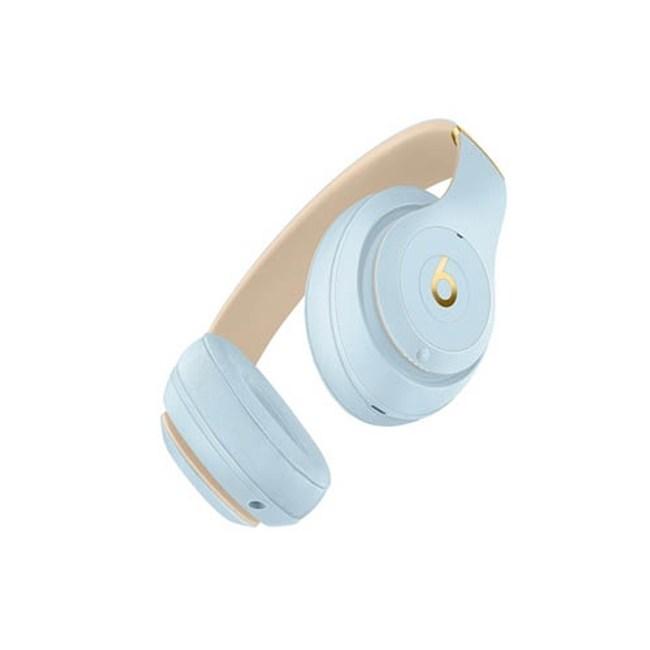 【送插畫帆布袋】Beats Studio3 Wireless 冰晶藍