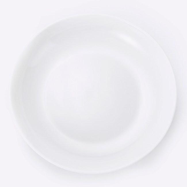 HOLA 雅堤飯盤 19cm 可適用烤箱/微波爐/洗碗機