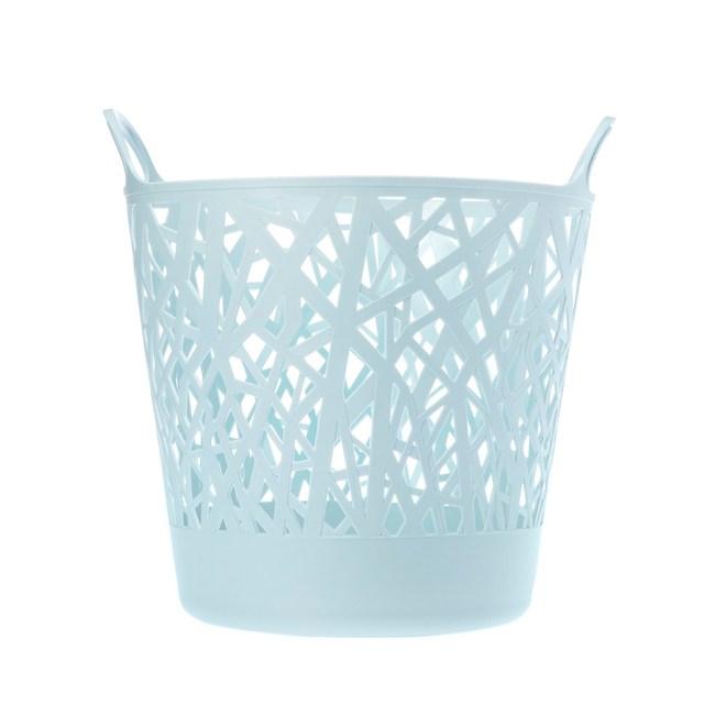 蔚藍洗濯軟籃