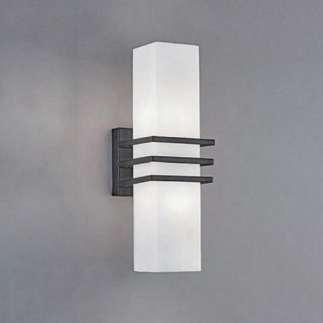 【PW居家燈飾】 簡約壁燈/方型/雙燈 橫式/直式安裝均可 12002