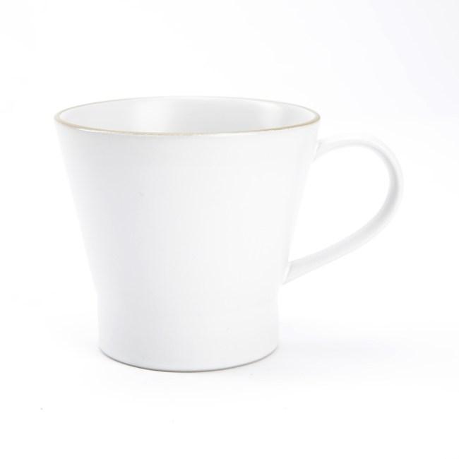 維亞馬克杯 白