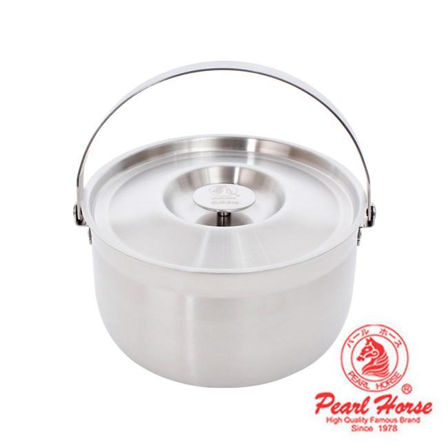 寶馬牌Pearl Horse 超厚不銹鋼調理鍋16cm