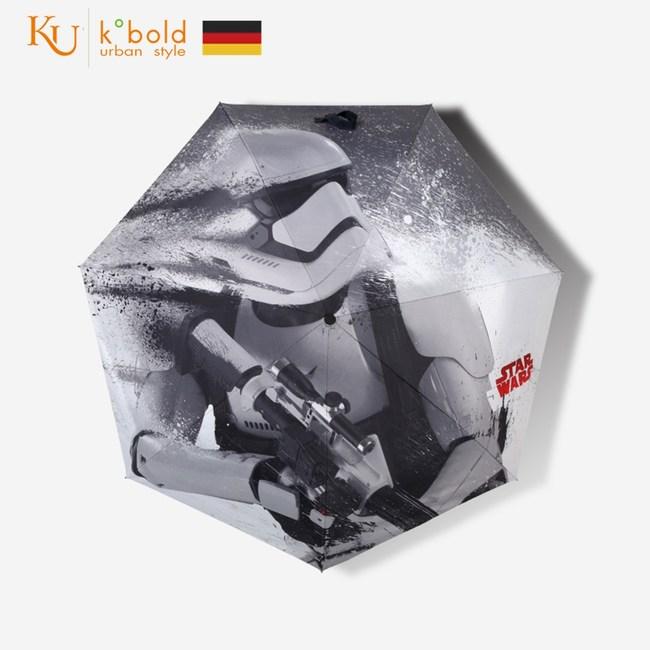 【德國kobold】迪士尼官方授權7K晴雨自動傘-星際大戰系列-風暴兵