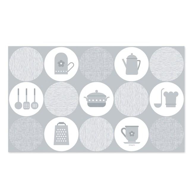 韓國Decoin廚房多功能防污貼飾 餐茶廚具