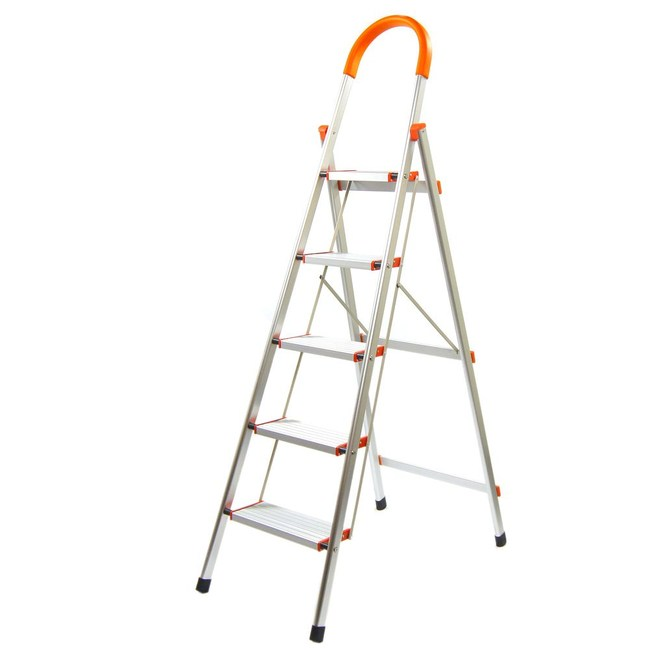 TRENY 加寬鋁製五階扶手梯