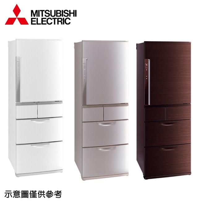 【MITSUBISHI三菱】525公升變頻五門冰箱MR-BXC53X閃耀棕