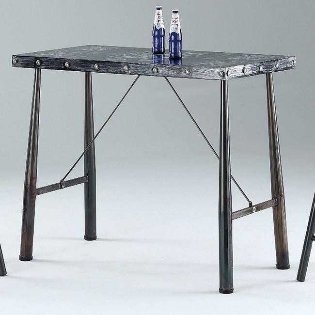 【YFS】梅蜜棒球吧台桌-120x60x98cm