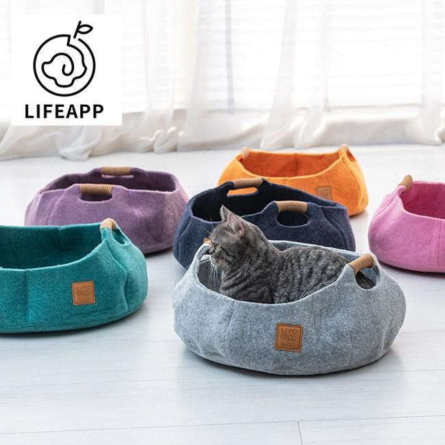 LIFEAPP 貓籃子-櫻花粉