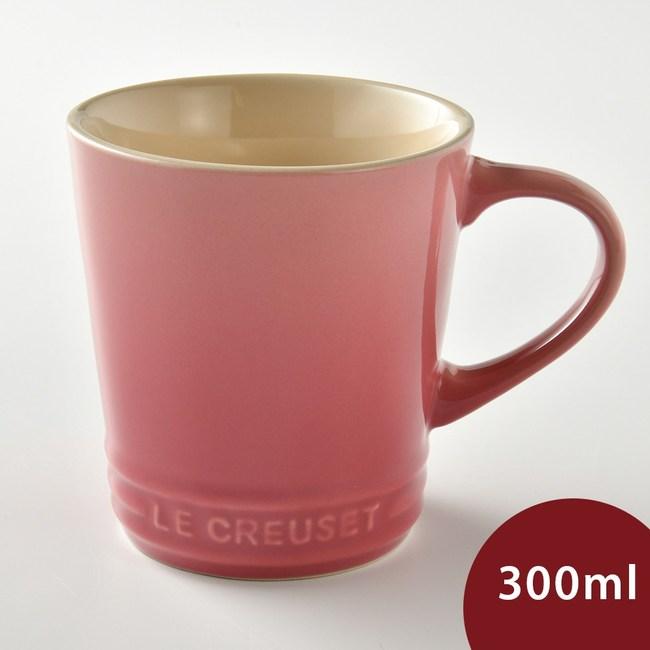 Le Creuset V馬克杯 300ml 薔薇粉
