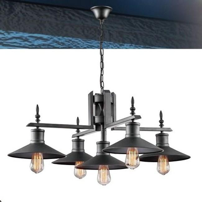 YPHOME 造型金屬吊燈  FB19034