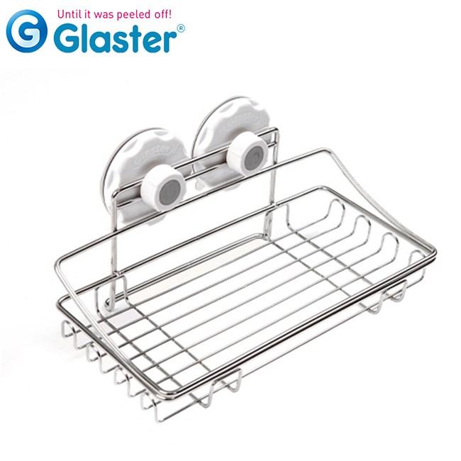 Glaster韓國無痕氣密式置物架-小(GS-25)