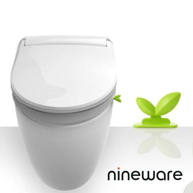 韓國nineware 小草造型馬桶蓋手柄器2入組