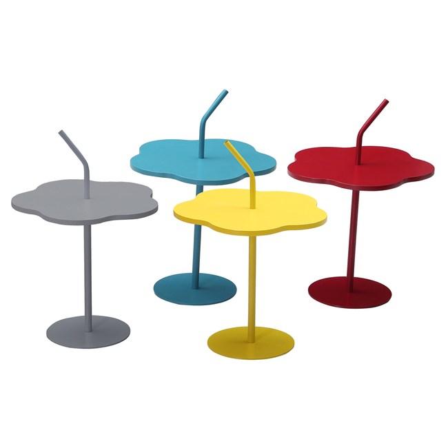 【YOI傢俱】朵蕾咖啡桌-黃
