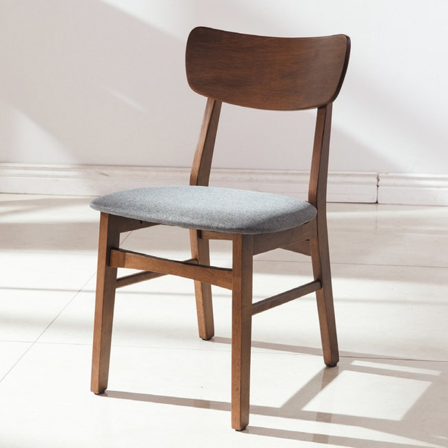 【YFS】莉達實木餐椅-47x50x77cm