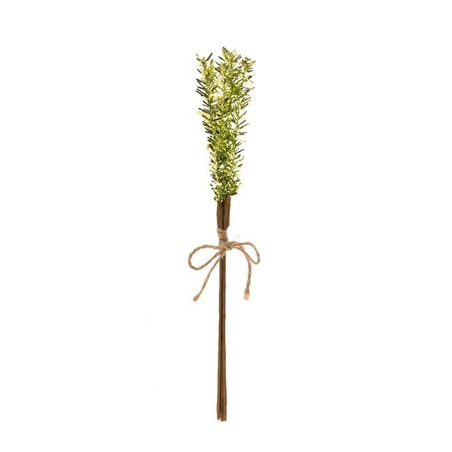 晶亮金蔥花枝 草綠 27.5cm