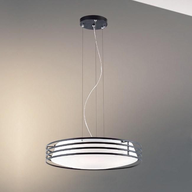 【大巨光】現代風吊燈_中(LW-09-4014)