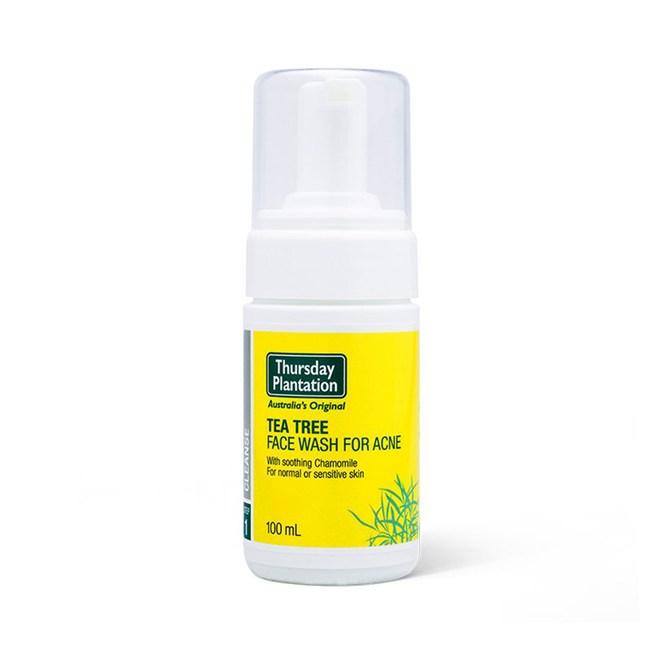 澳洲星期四農莊茶樹潔顏幕斯 Tea Tree Face Wash for Acne