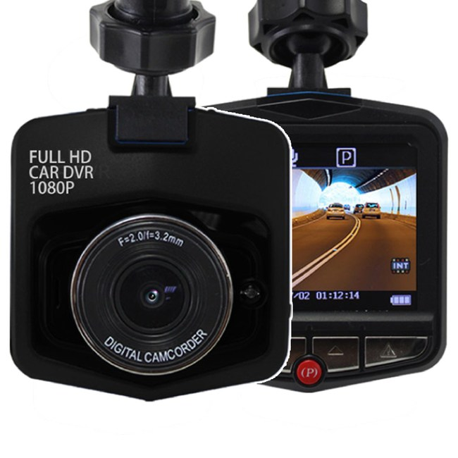 IS愛思 CV-03 1080P高畫質行車紀錄器黑色