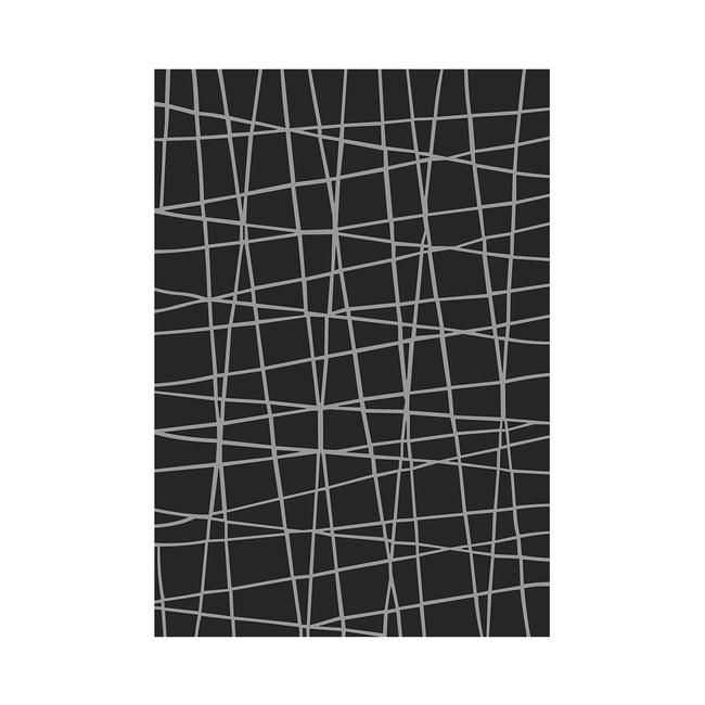 HOLA 斯洛地毯 140x200cm 放射線