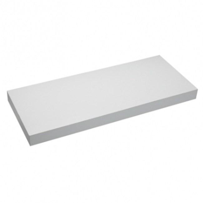 PRO特選超厚棚板附托架-白色W60
