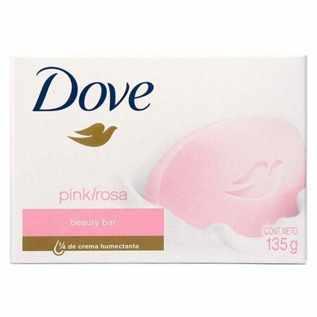 德國DOVE乳霜潔膚香皂-玫瑰香(135g)*24